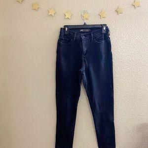 Levi's 512 Denim Skinny Jeans Legging